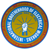 IBEW Local 595 logo