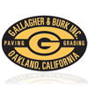 Gallagher and burke logo